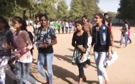gujarat board exam students of ssc and hsc