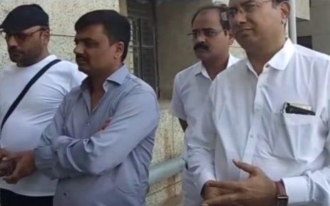 shailesh bhatt surat builder arrested by cid in bitcoin fraud case