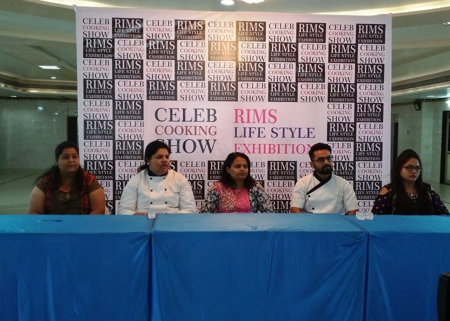 celeb cooking show on 6th may in ahmedabad