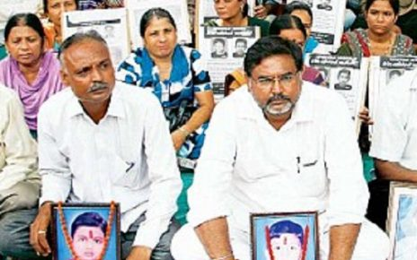 dipesh abhishek death case report says gujarat hm