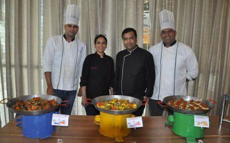food festival of punjabi and assamese deliacies