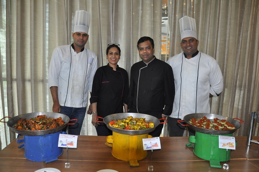 food festival of punjabi and assamese deliacies