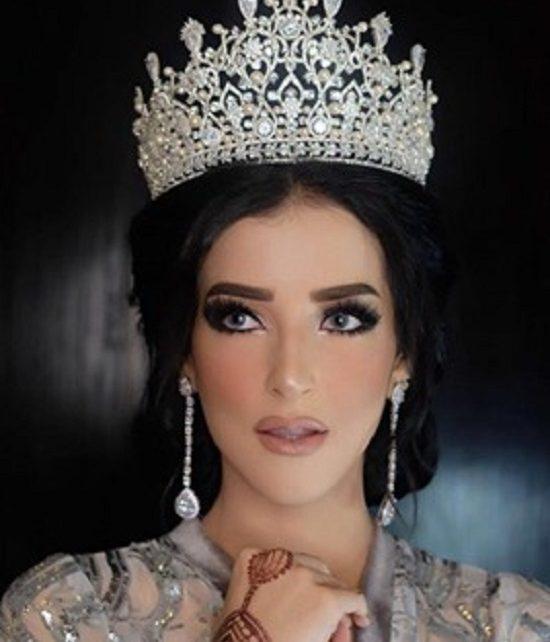 grand daughter of amir of kuwait