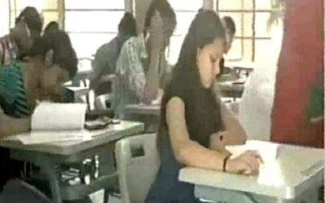 gujcet 2018 examinations from today