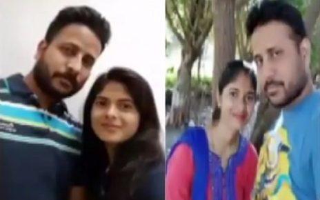 icer lokesh kumar kills his wife
