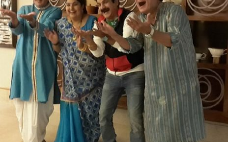 khichdi series 2 promotion in ahmedabad