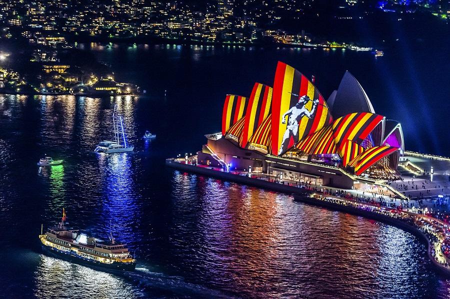 Vivid Sydney 2018 complete 10 years