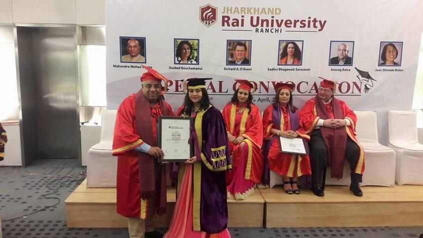 Anurag Batra gets PhD
