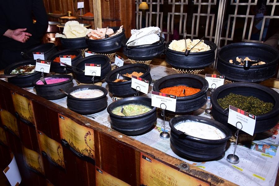 Maharashtrian Food Festival gets underway at Momo Café