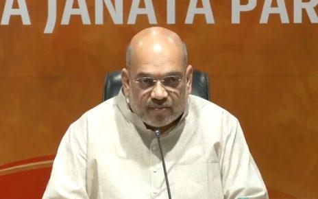 amit shah blame congress jds alliance in karnataka