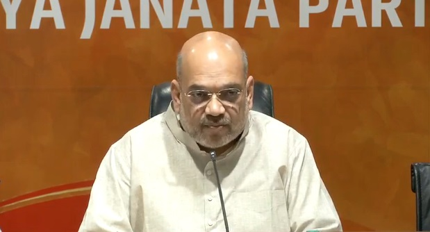 amit shah blame congress jds alliance in karnataka