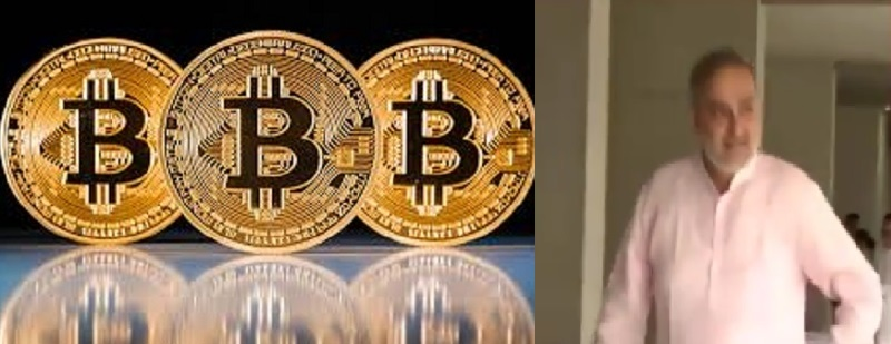 bitcoin case nalin kotadiya seeks time till 11th may from cid