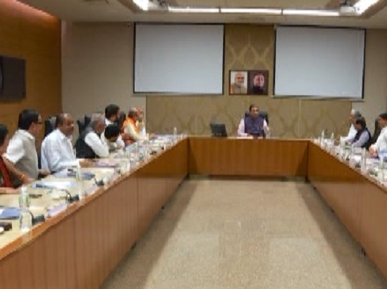 gujarat cabinet ministers on school fees