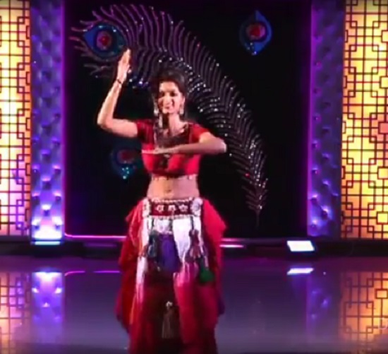 hd kumaraswamy's wife hot classical dance