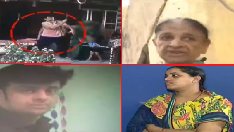 lady beaten in ahmedabad by in-laws