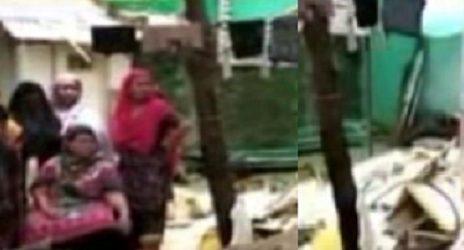 lady bootlegger at liquor den in ahmedabad