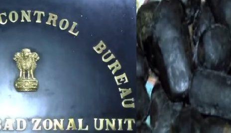 ncb ahmedabad seized kashmiri charas
