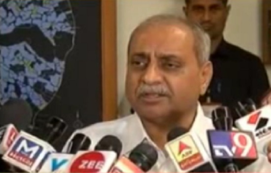 nitin patel ignorant of teachers being used in digging work in sabarkantha