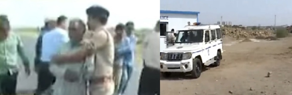 rajkot dalit family try suicide