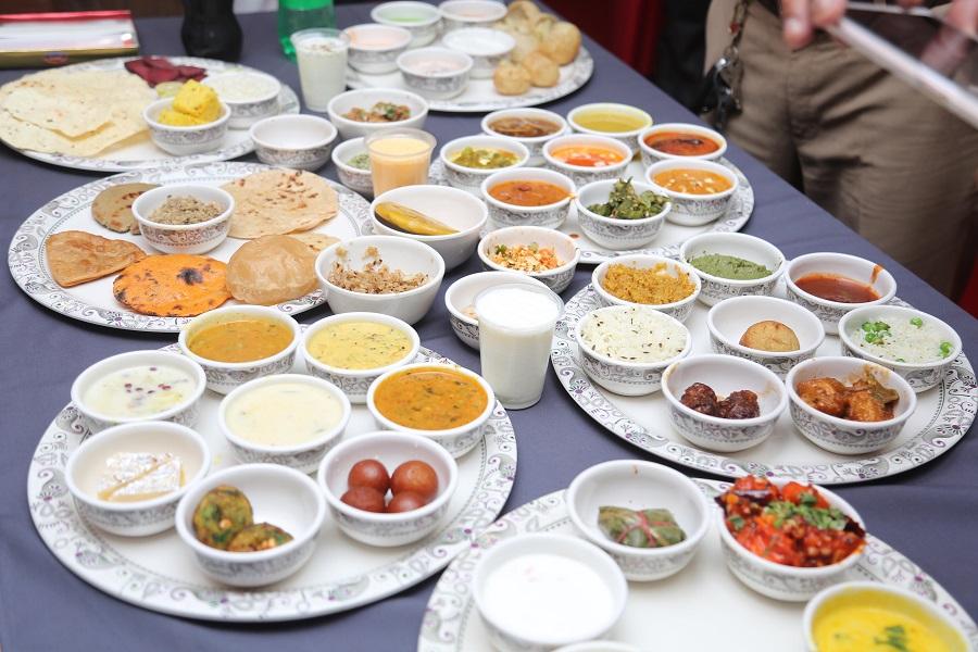 shayar the 56 bhog restaurant in ahmedabad