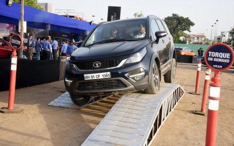 tata motors launch experience centre in baroda