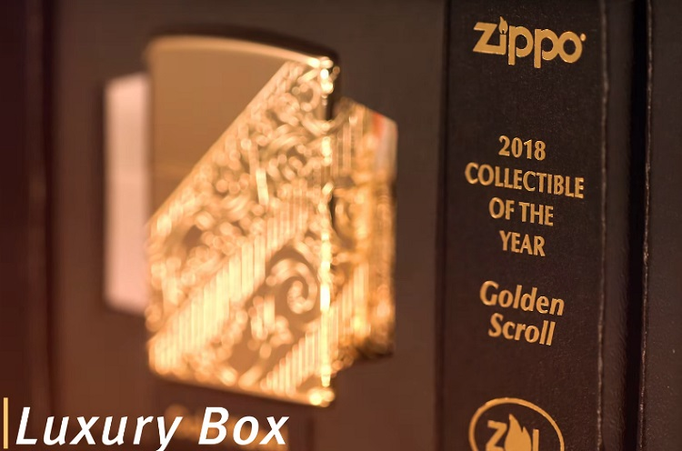 zippo 2018 the collectible of year