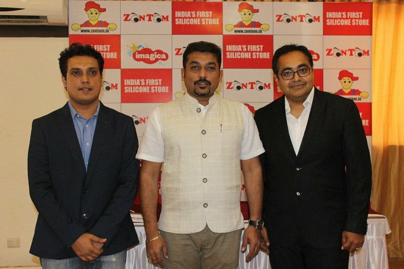 zontom store launch in ahmedabad