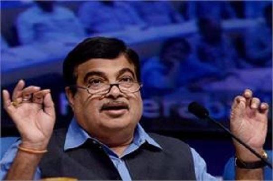 gadkari talks on road projects
