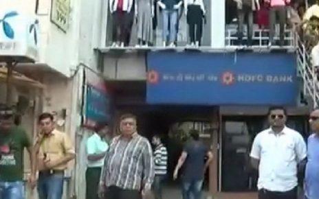 hdfc bank atm loot