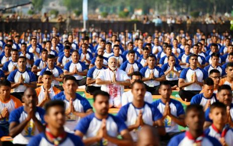 international yoga day pm modi