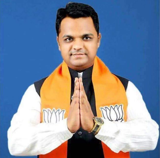 rahul soni bjp youth leader interest mafia