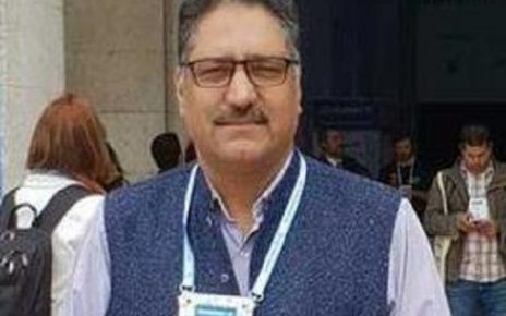 reporter killed in srinagar
