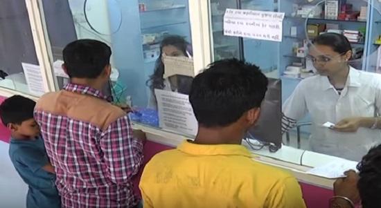 vadodara patient troubled due to lack of generic medicine
