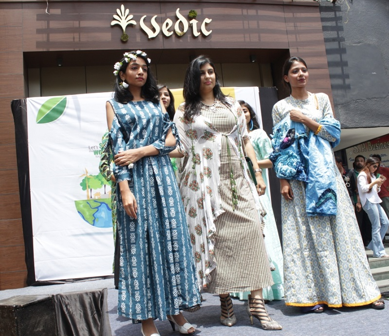 vedic fashion show