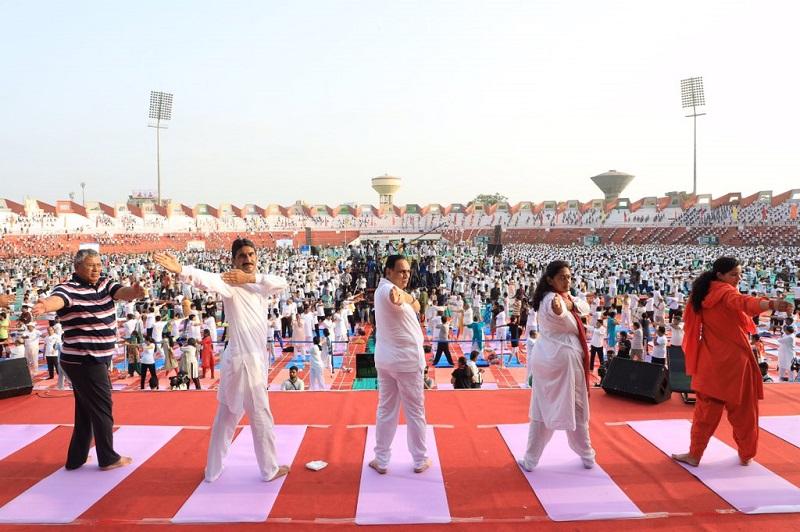 vijay rupani yoga
