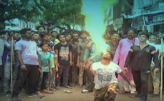 akhadas prepare for rath yatra in ahmedabad