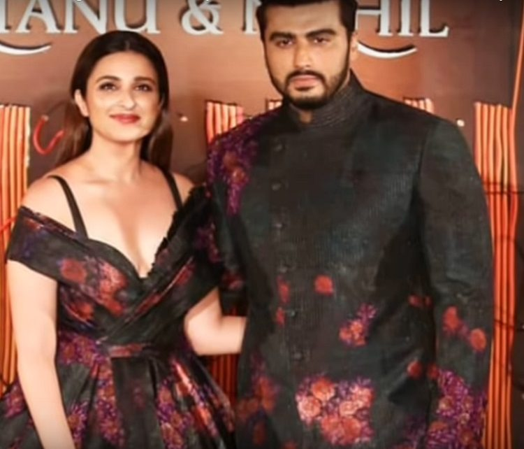 parineeti chopra and arjun kapoor's ramp walk