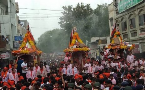 rath yatra in ahmedabad city