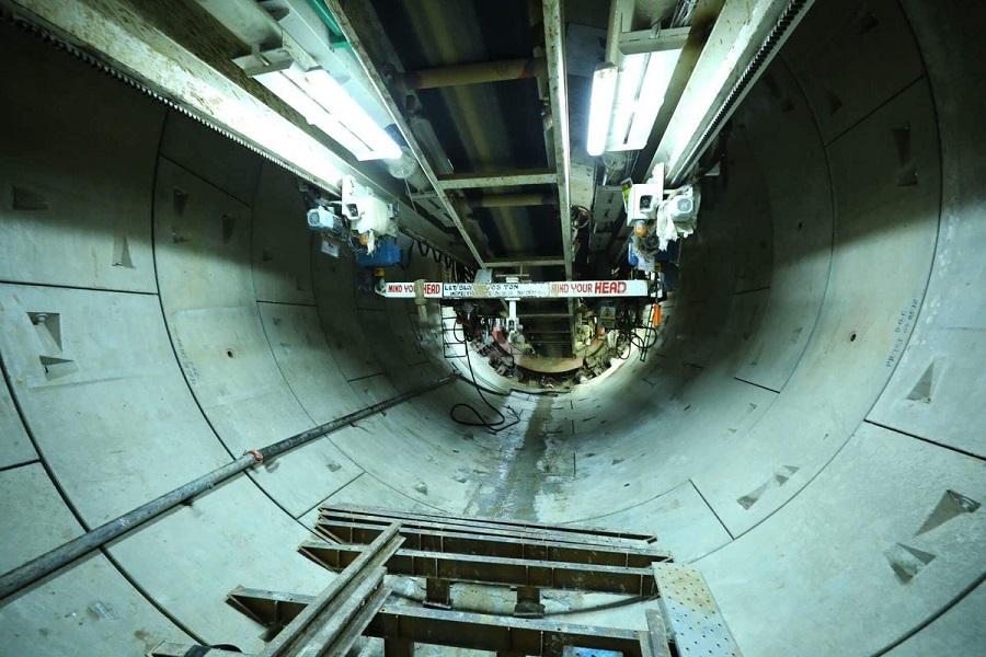 ahmedabad metro rail project