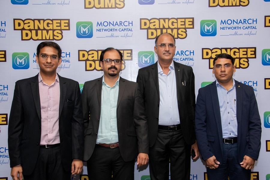 dangee dums press meet