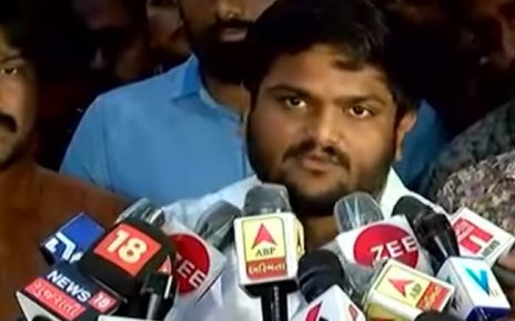 hardik patel to fast unto death from 25th august