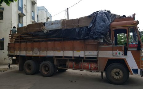 liquor truck in ahmedabad