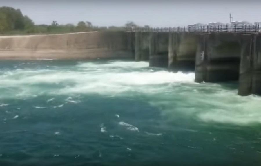 narmada canal project