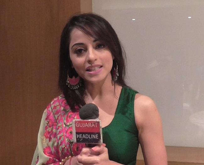 niyati fatnani for nazar show on starplus