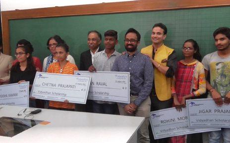 vidyadhan scholarship program at iim ahmedabad