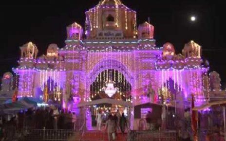 ambaji temple bhadarvi poonam