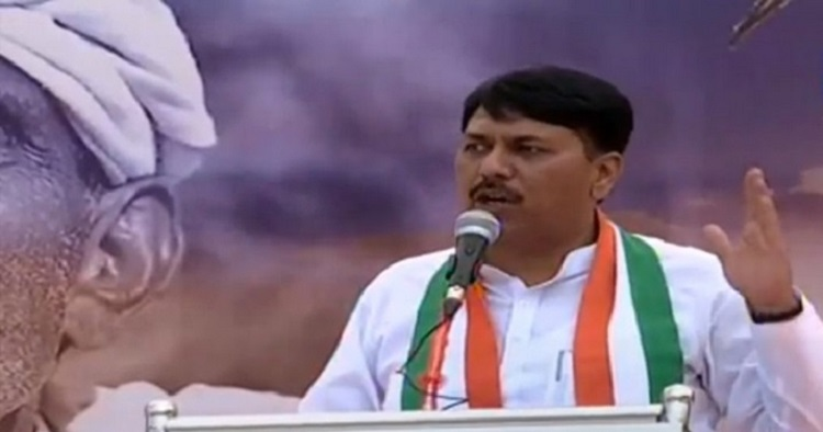 amit chavda address khedut rally
