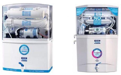 kent ro filtered water