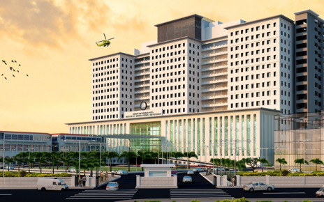 sardar-patel hospital to be opened by pm modi