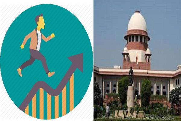 supreme court on sc st promotion